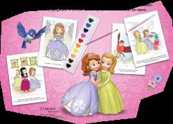 Истории с четка и боички: Уроци за малки принцеси