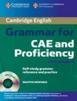 Grammar for CAE and Proficiency + 2 audio CD