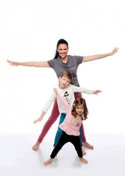 DVD Моята програма – Йога за родители и деца
