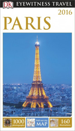 DK Eyewitness Travel: Paris