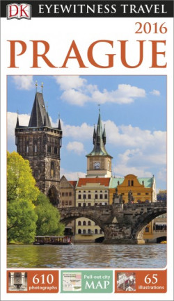 DK Eyewitness Travel: Prague