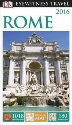 DK Eyewitness Travel: Rome