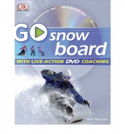 Go Snowboard: With Live-action DVD Coaching