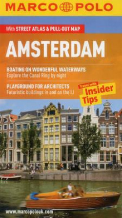 Marco Polo Guide: Amsterdam