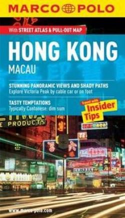 Marco Polo Guide: Hong Kong (Macau)