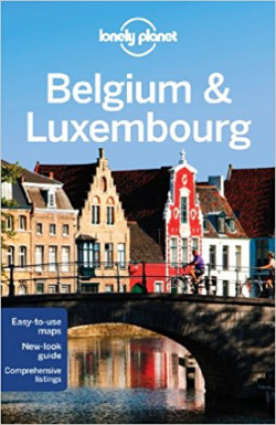 Lonely Planet: Belgium & Luxembourg