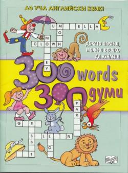 300 words. 300 думи