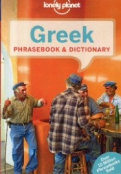 Lonely Planet: Greek Phrasebook & Dictionary