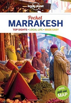 Lonely Planet: Pocket Marrakesh