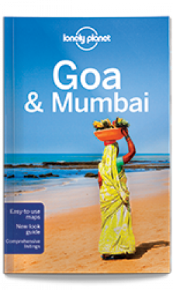 Lonely Planet: Goa & Mumbai
