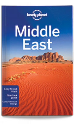 Lonely Planet: Middle East