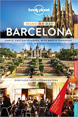 Lonely Planet: Make My Day Barcelona