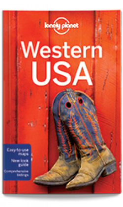 Lonely Planet: Western USA