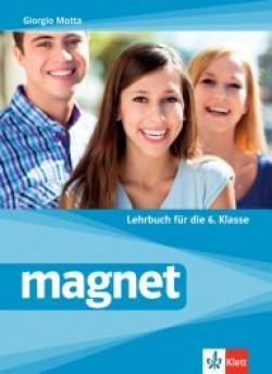 Magnet Lehrerhandbuch fur die 6.klasse + 3 CDs