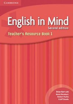 English in Mind: Second Edition: Учебна система по английски език Ниво 1 (A1 - A2): Книга за учителя