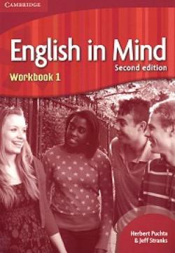 English in Mind: Second Edition: Учебна система по английски език Ниво 1 (A1 - A2): Учебна тетрадка