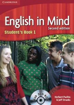 English in Mind: Second Edition: Учебна система по английски език Ниво 1 (A1 - A2): Учебник