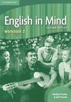 English in Mind: Second Edition: Учебна система по английски език Ниво 2 (A2 - B1): Учебна тетрадка