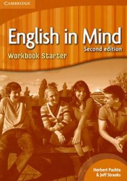 English in Mind: Second Edition: Учебна система по английски език Ниво Starter (A1): Учебна тетрадка