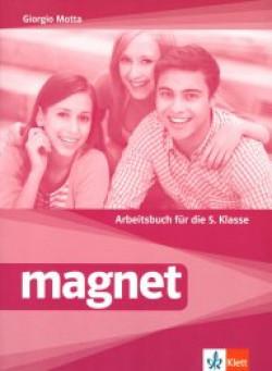 Magnet Arbeitsbuch fur die 5.klasse + CD