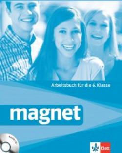 Magnet Arbeitsbuch fur die 6.klasse + CD