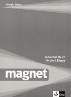 Magnet Lehrerhandbuch fur die 5.klasse + 3 CDs