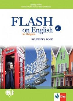 Flash on English for Bulgaria: ниво A1: Учебник по английски език за 8. клас