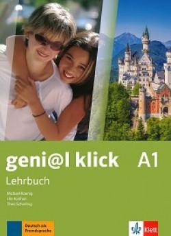 geni@l klick: ниво A1: Учебник по немски език за 8. клас