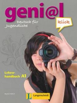 geni@l klick: Учебна система по немски език – Ниво 1 (A1): Книга за учителя