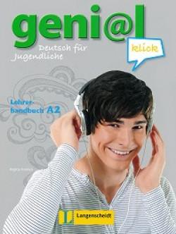geni@l klick: Учебна система по немски език – Ниво 2 (A2): Книга за учителя