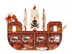 На борда на пиратски кораб (комплект)