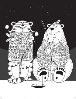 Милион снежни котки