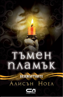 Тъмен пламък, книга 4 от Безсмъртните