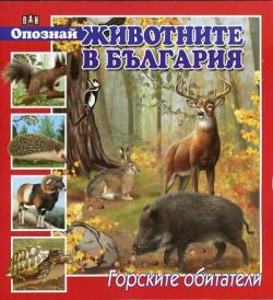 Опознай животните в България: Горските обитатели