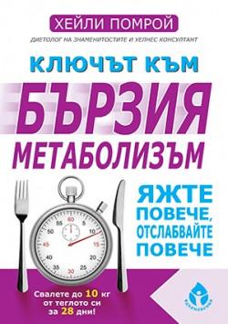 Ключът към бързия метаболизъм. Яжте повече, отслабвайте повече