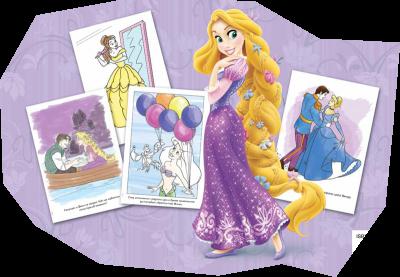 Истории с четка и боички: Вълшебни мигове