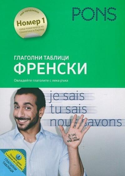 Глаголни таблици френски