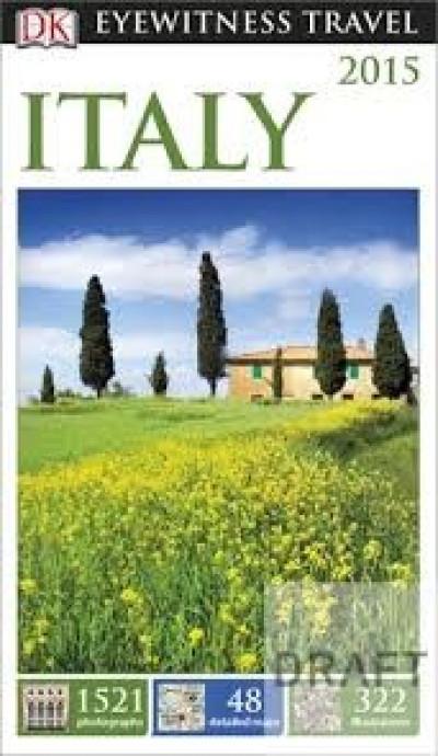 DK Eyewitness Travel: Italy