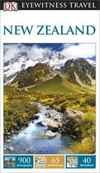 DK Eyewitness Travel: New Zealand