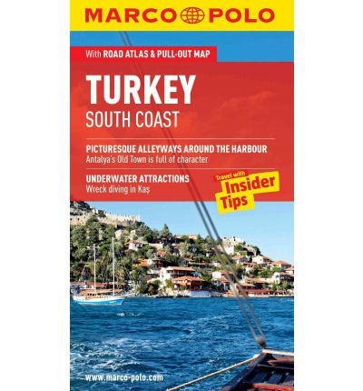 Marco Polo Guide: Turkey South Coast