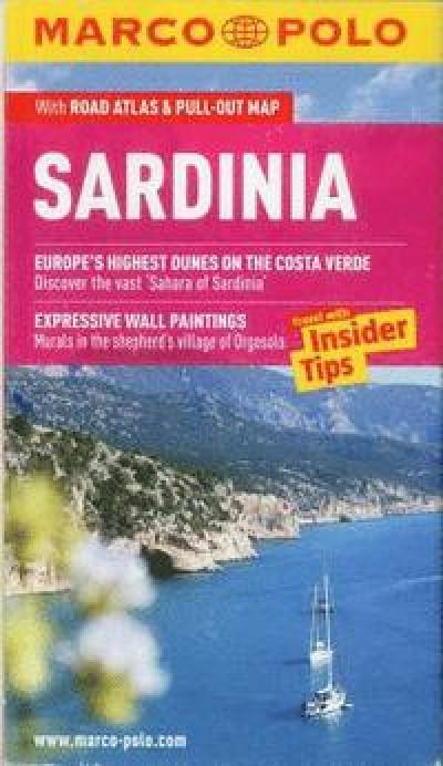 Marco Polo Guide: Sardinia
