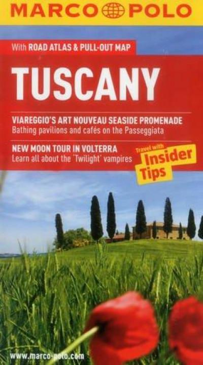 Marco Polo Guide: Tuscany