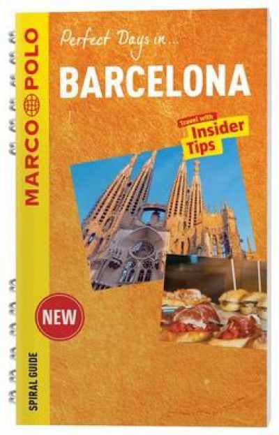 Marco Polo Spiral Guide: Barcelona