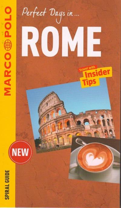 Marco Polo Spiral Guide: Rome